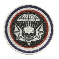 Parche textil AIRBORNE 502nd 7,5cm