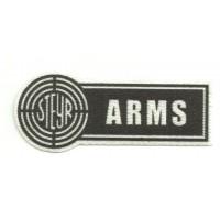 Parche textil STEYR ARMS 8cm x 3,3cm
