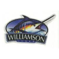 Parche textil WILLIAMSON 10cm x 7cm