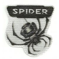 Textile patch SPIDER 7,5cm x 8cm