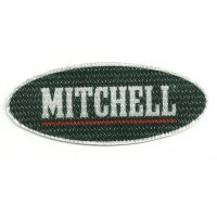 Textile patch MITCHELL 9cm x 3.5cm