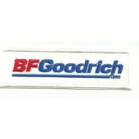 Parche bordado BF GOODRICH 10,5cmx 3cm