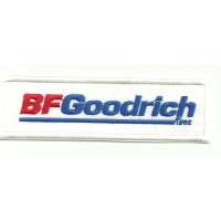 Patch embroidery BF GOODRICH 10,5cmx 3cm