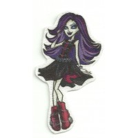 Textile patch MONSTER HIGH SPECTRA VONDERGEIST 7cm x 3cm